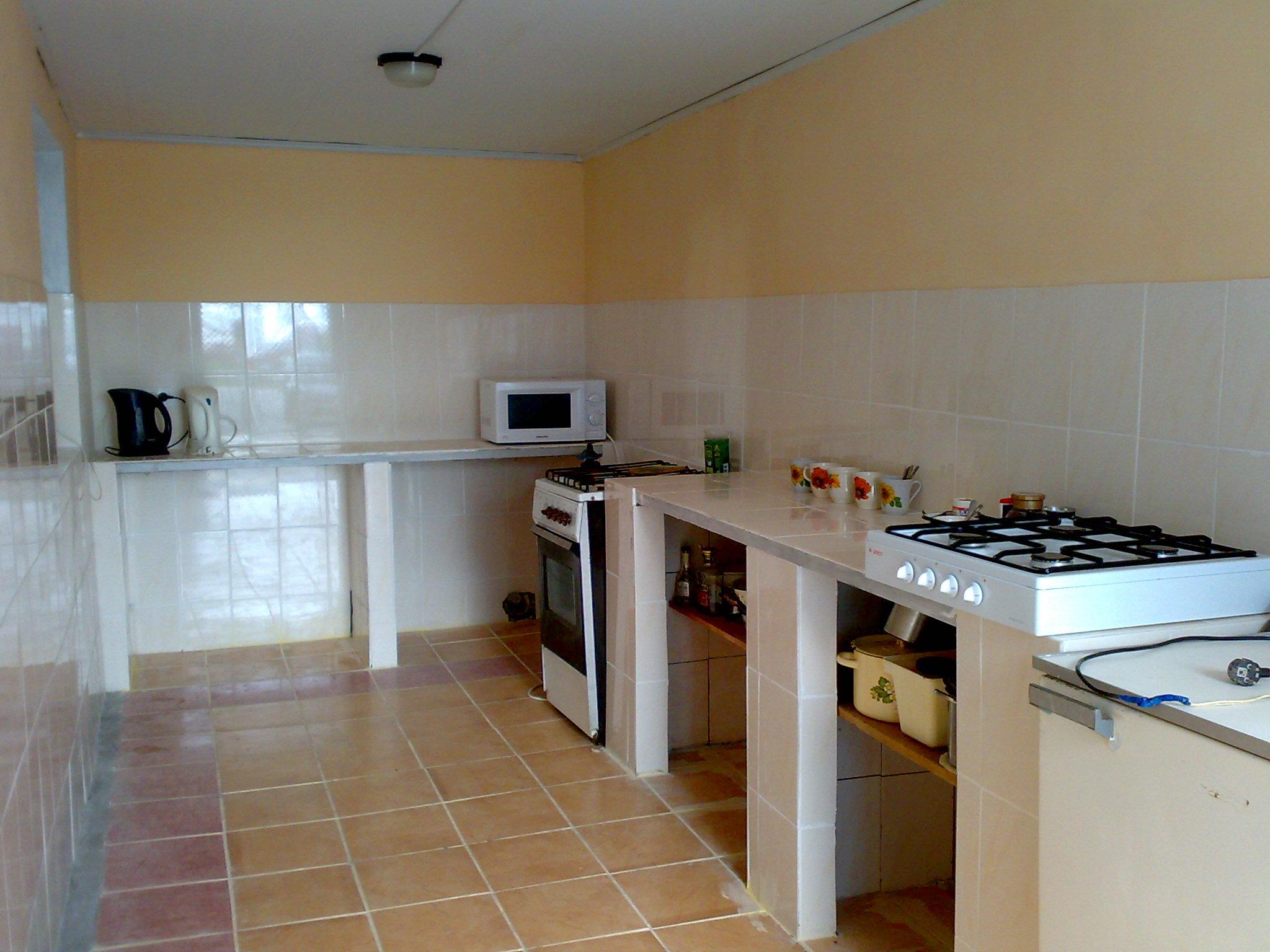 Кухня в Кирилловке